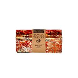 "Timeless Treasures Tonga Batik Copper 10"" Squares"