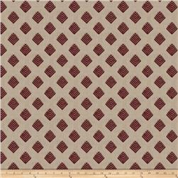 Fabricut  Cool Arrow Plum