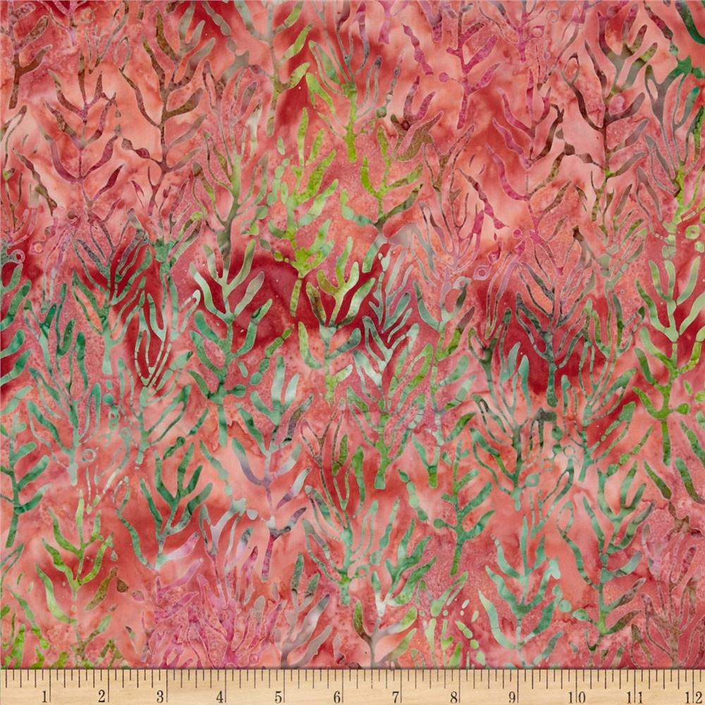 Moda Xanadu Batiks Vines Jewel