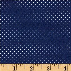 Sorbet Essentials Mini Dot Navy