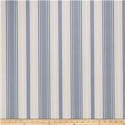 Fabricut Remi Stripe Wallpaper Bleu (Double Roll)