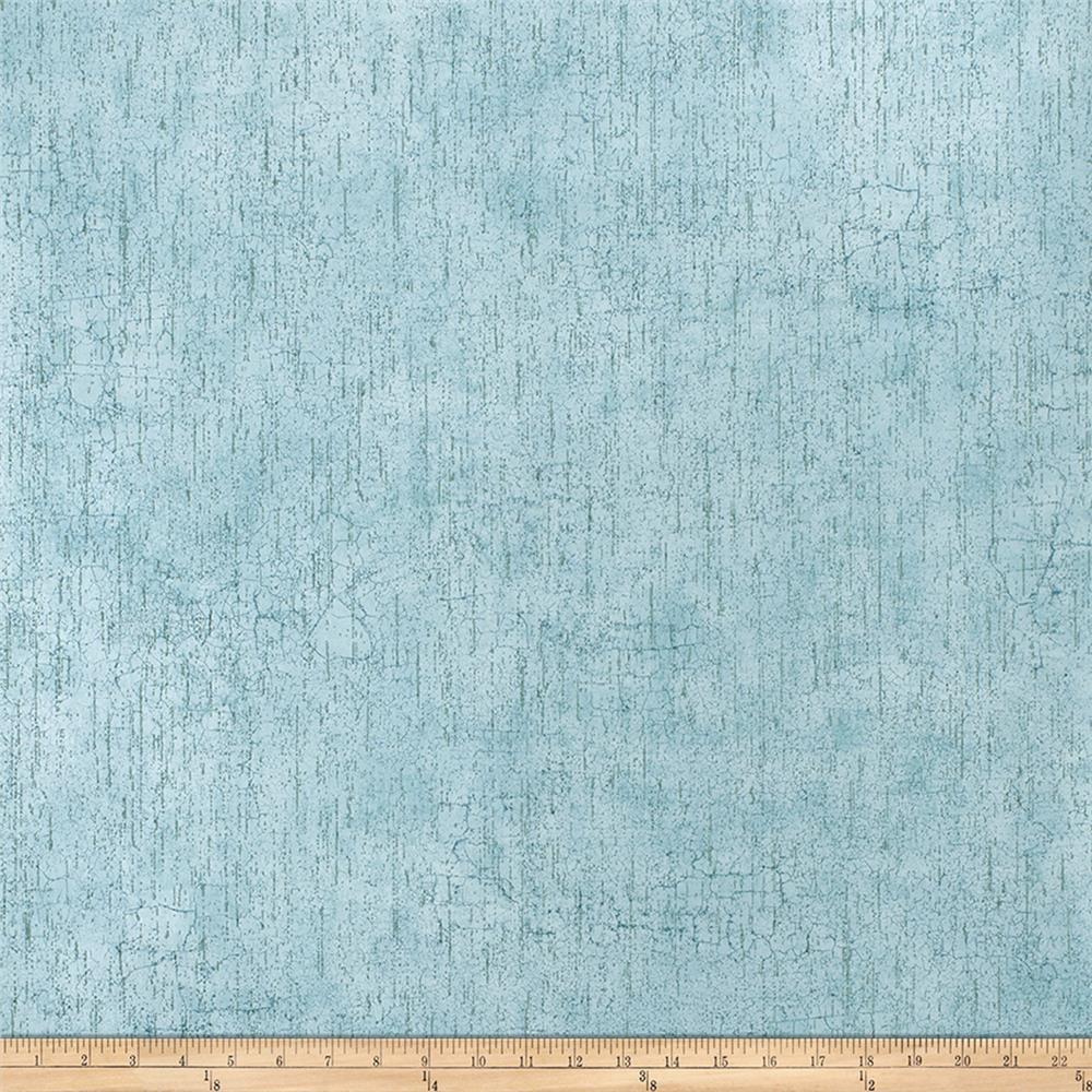 Fabricut 50005w Fancy Wallpaper Aqua 01 (Double Roll)