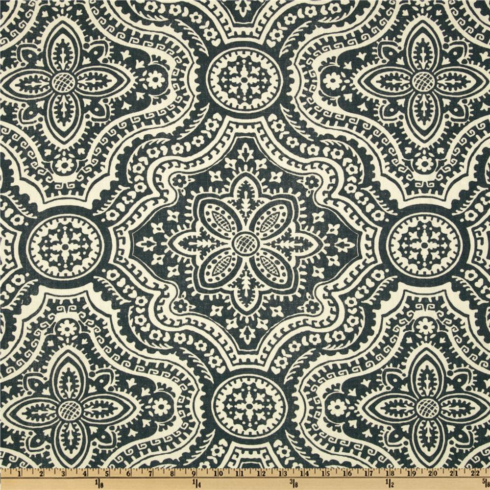 Premier Prints Dakota Timberwolf Grey