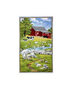 Spring Ahead Large 24 In. Panel Multi