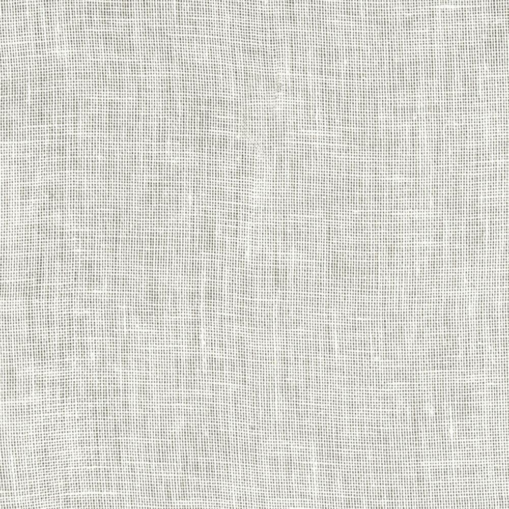 Braemore Dune Woven Linen Sheer Off White