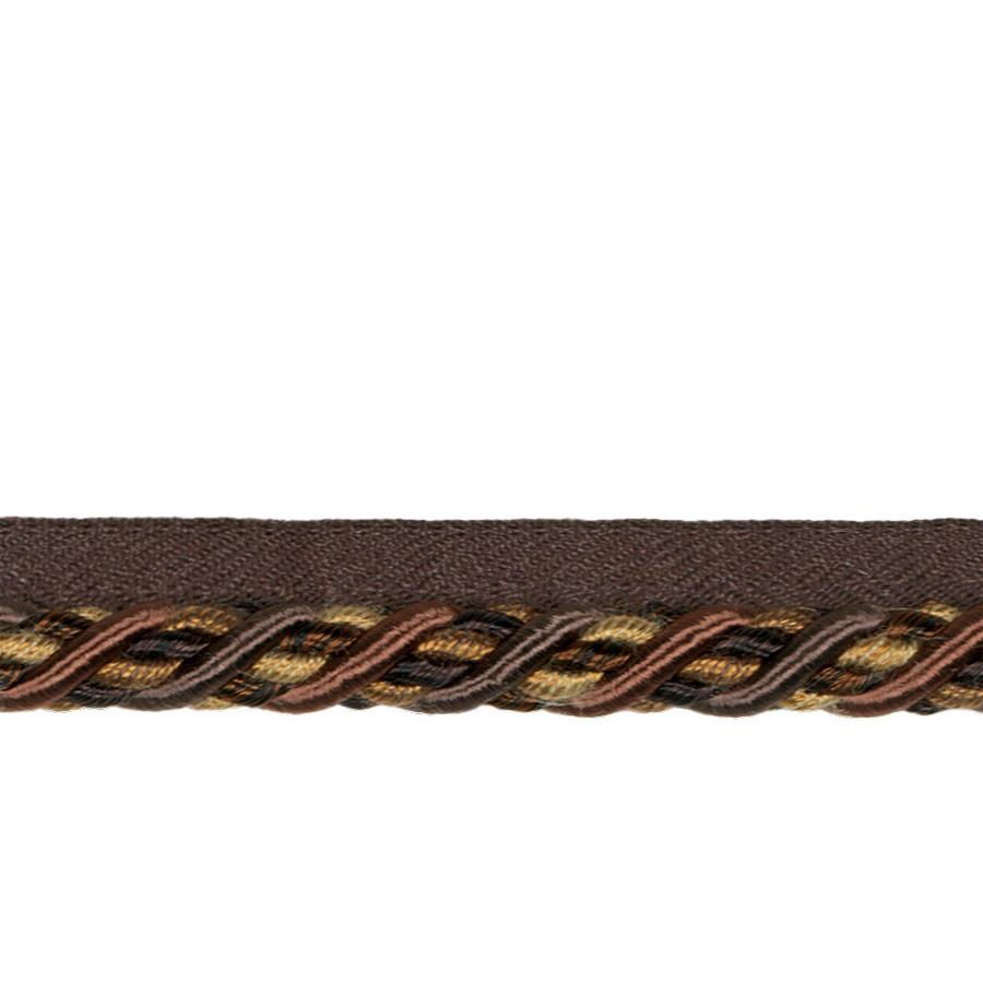 Jaclyn Smith 02107 Cord Trim Cocoa