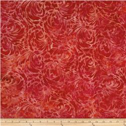 Artisan Batiks Elements Tonal Swirl Strawberry