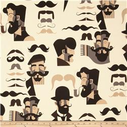 Nicole's Prints Mister Stache Tea