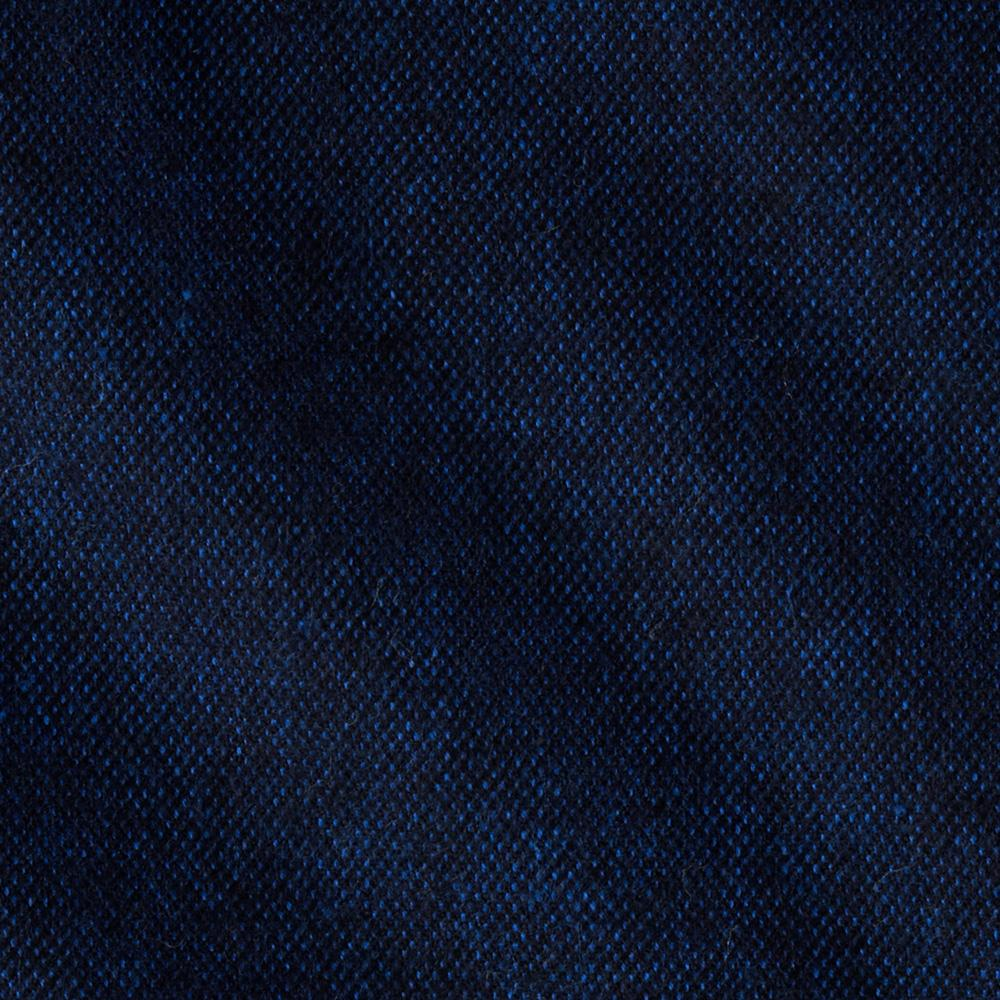 Kaufman Shetland Flannel Solid Navy Fabric