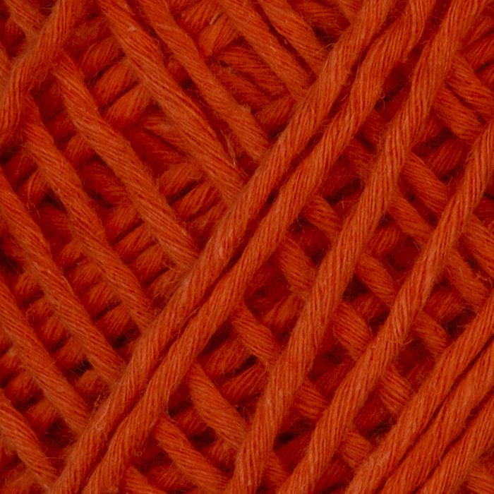 Martha Stewart Cotton Hemp Yarn (533) Clementine
