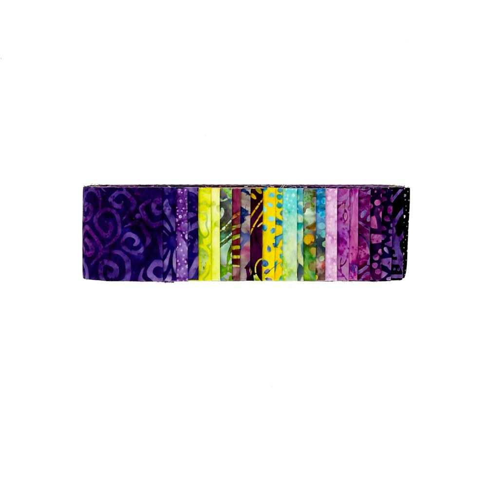 "Ultra Violet Jewels 2.5"" Strips"