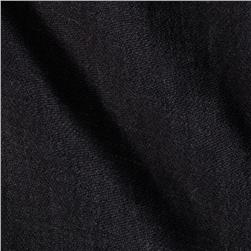 Sorrento Linen Solid Black