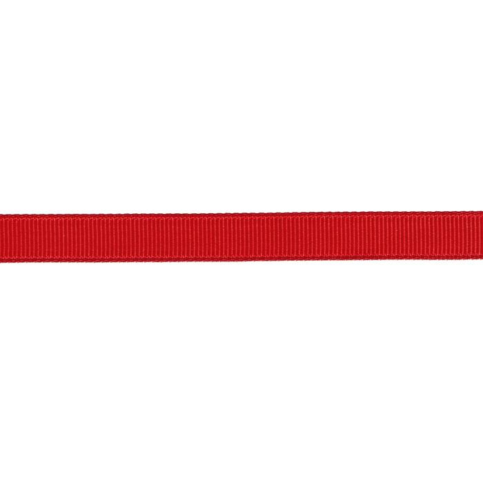"3/8"" Grosgrain Ribbon Red"