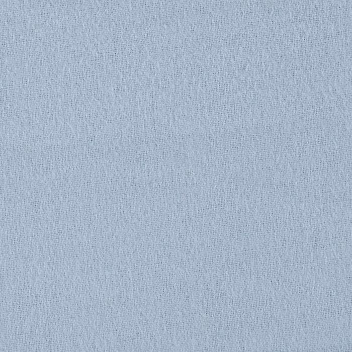Comfy Double Napped Flannel Sky Blue