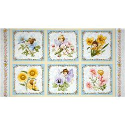 Angels & Fairies Panel Cream