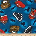 Cars Hometown Heroes Flannel