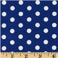 Forever Small Polka Dot Royal