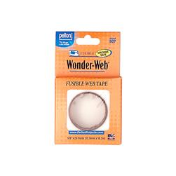 Pellon Wonder-Web 5/8'' Fusible Web Tape