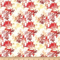 Flora Fields Red Multi