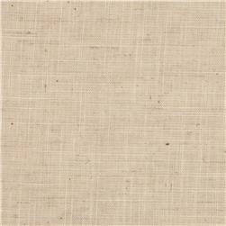 Kaufman Raw and Very Refined Texture Plaid Ivory 4.23 oz.