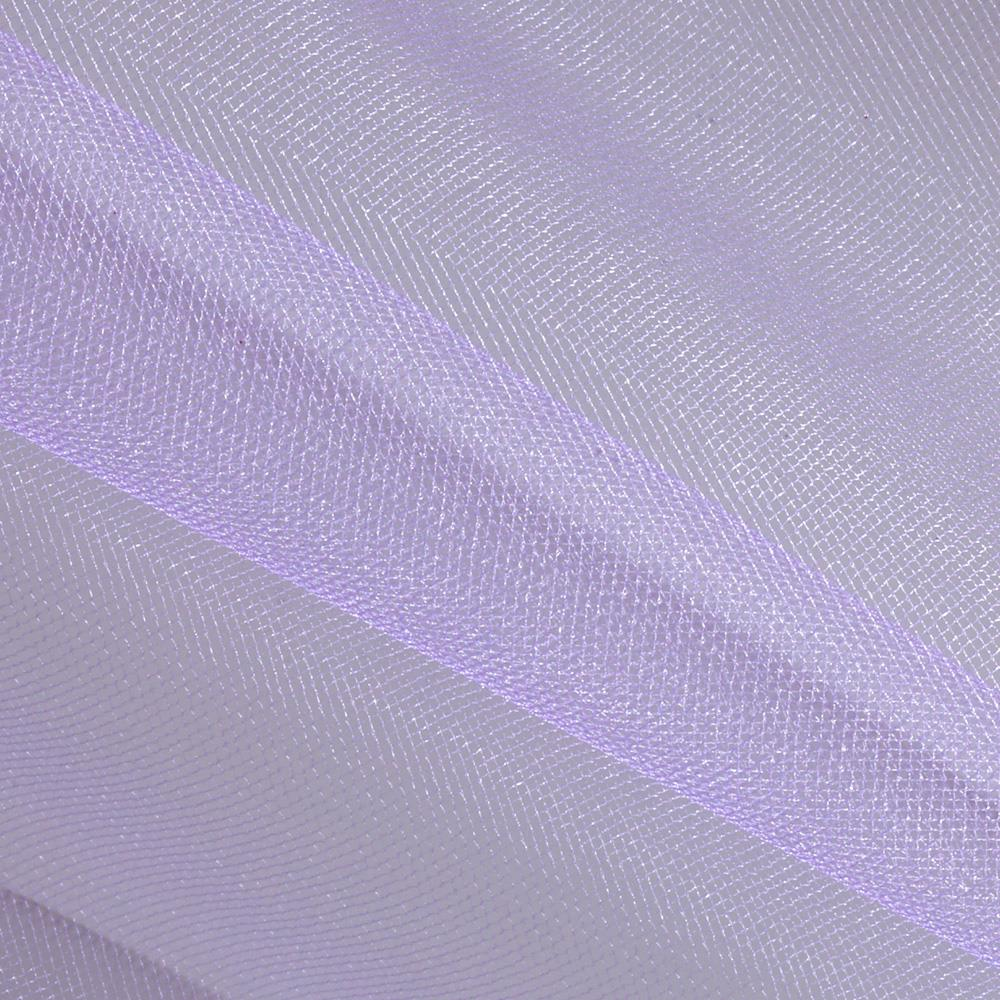 Shiny tulle lilac discount designer fabric for Fabric cloth material
