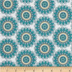 Riley Blake Indie Chic Circle Multi