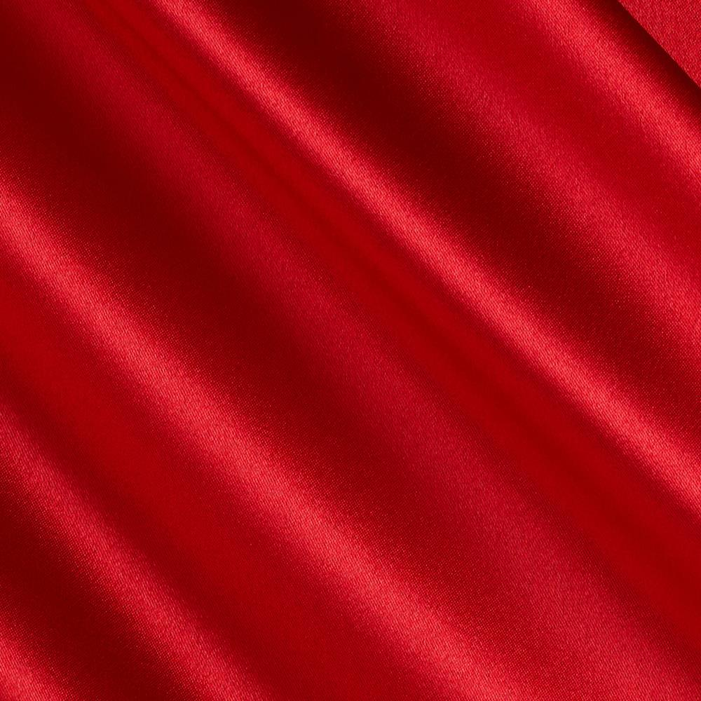 Debutante stretch satin fabric red discount designer for Satin fabric