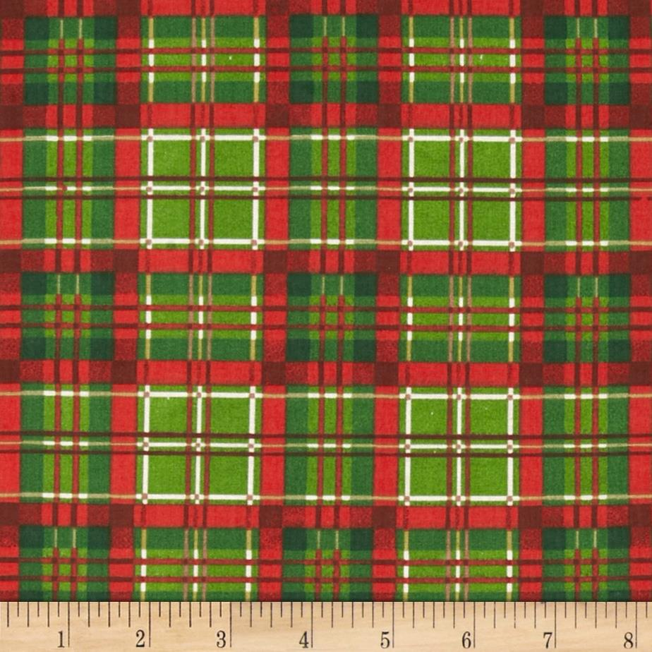 Deck the Halls Plaid Multi