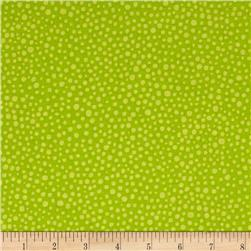 Valorie Wells Jules & Indigo Small Dots Avocado