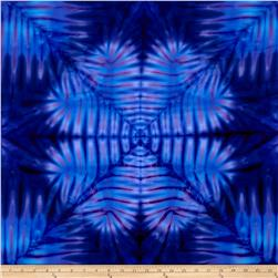 "Anthology Batik 45"" Panel Kaleidoscope/ Blue"