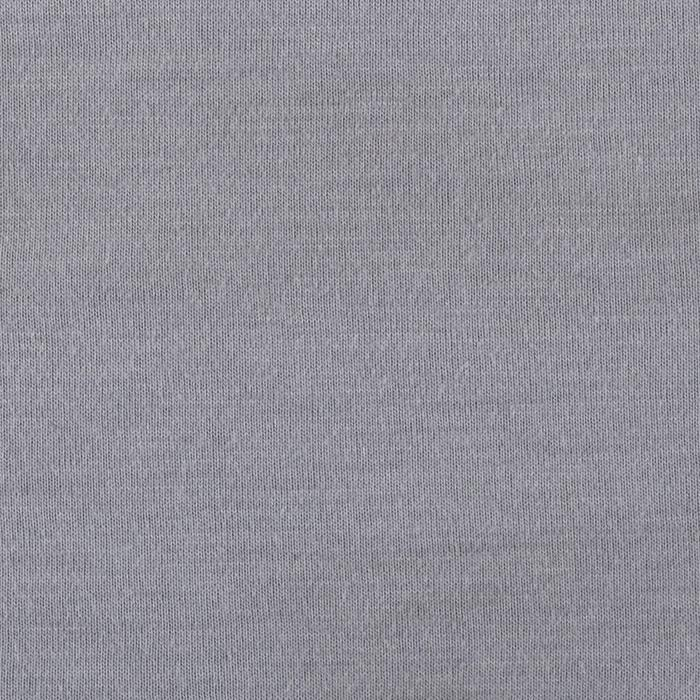 Designer Stretch Rayon Blend Jersey Knit Metal