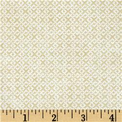108'' Wide Essentials Quilt Backing Criss Cross Ivory