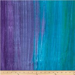 Kaufman Artisan Handpaints Ombre Stripe Jewel