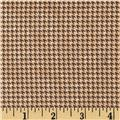 Keys Houndstooth Toffee