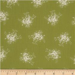 Durham Anew Medium Rustic Roses Green