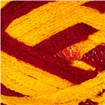 Red Heart Boutique Sashay Team Spirit Yarn Burgundy/Gold Yarn