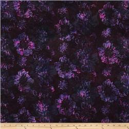 Bali Batiks Handpaints Cliff Dark Orchid