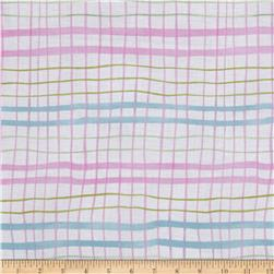 Earth Dancing Plaid Purple