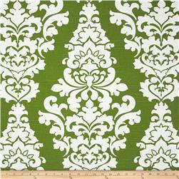 Premier Prints Berlin Slub Kelly Green Fabric