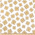 Christmas Splendor Snowflakes Cream