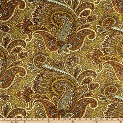 Premier Prints Paisley Fern/Natural