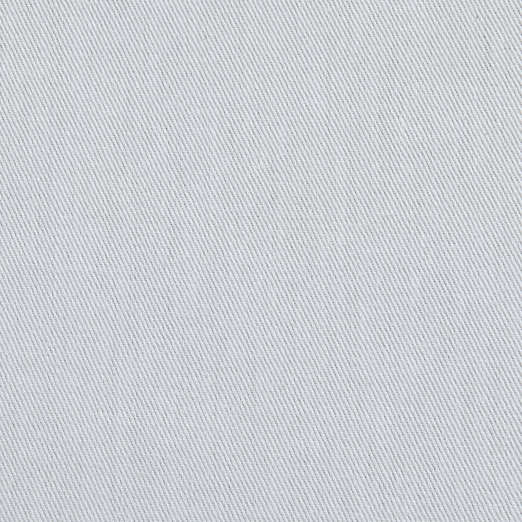 Sanded/Brushed Twill White Fabric by Carr in USA
