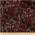 Natural Treasures 2 Pine Cones Brown