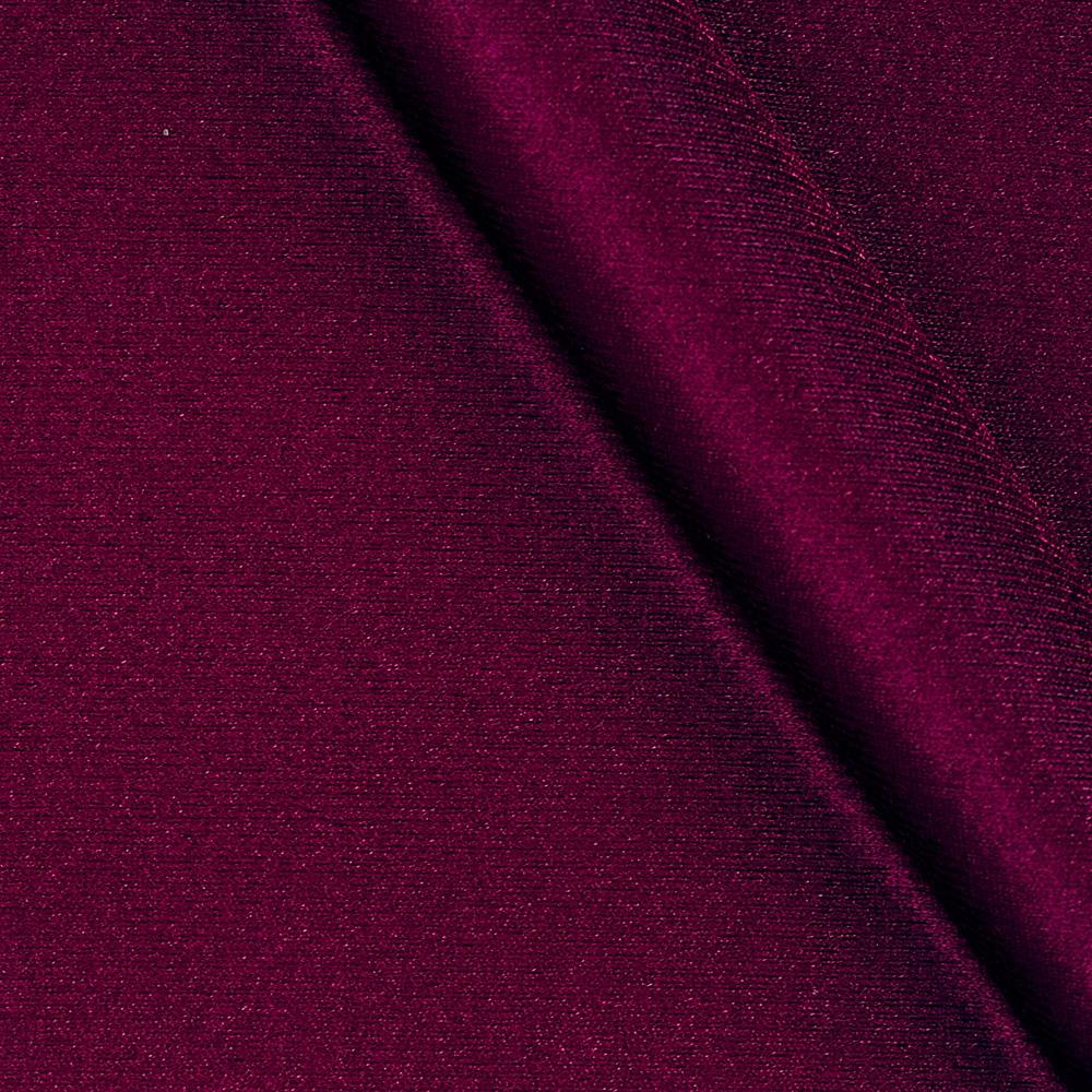 Super Stretch Double Knit Maroon