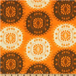 Pernilla's Journey Linen Blend  Tapestry Carrot
