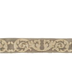 "Mount Vernon 2"" Maderia Trim Pewter"