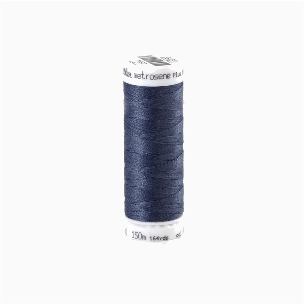 Mettler Metrosene Polyester All Purpose Thread Ocean Blue