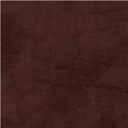 Richloom Chatteau Faux Suede Raisin