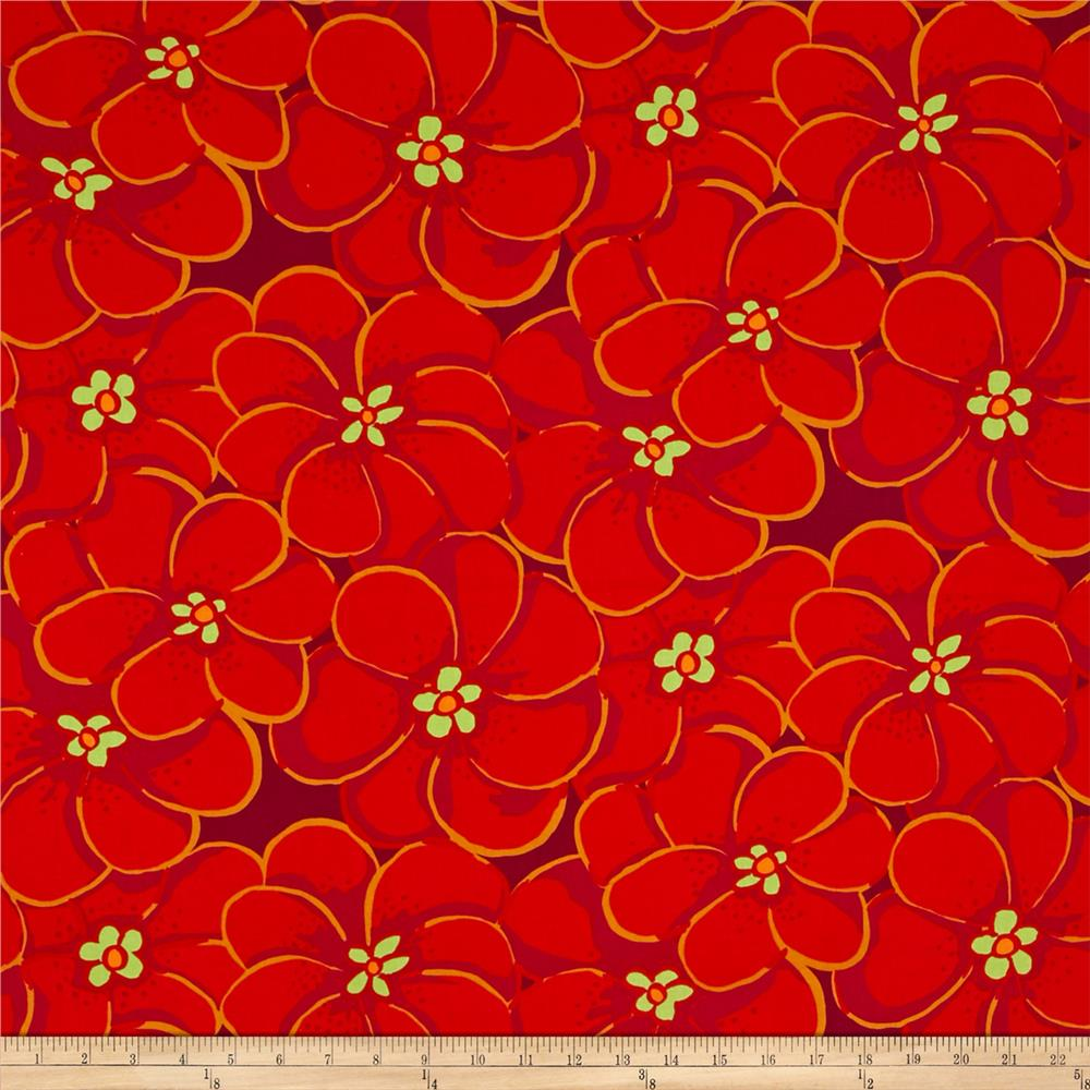Brandon Mably Elephant Flower Orange