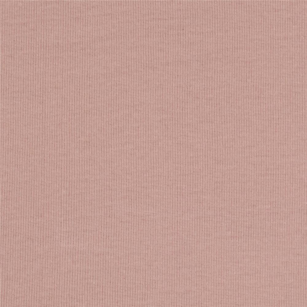 Telio organic cotton baby rib knit baby pink discount for Cheap baby fabric